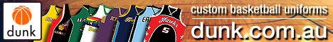 Dunk Basketball Uniforms